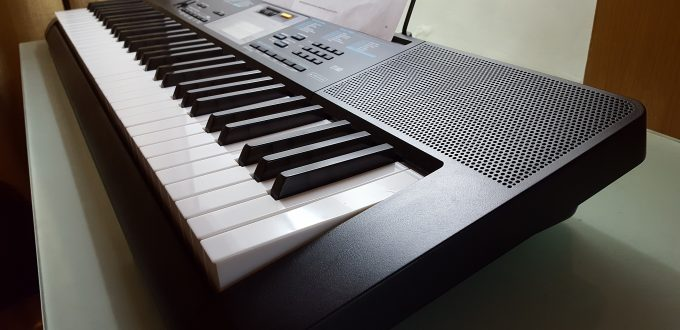 My Casio Keyboard