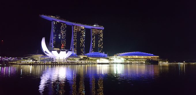 The Singapore Marina Bay