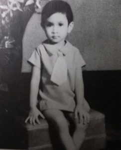 Abet's Child Picture